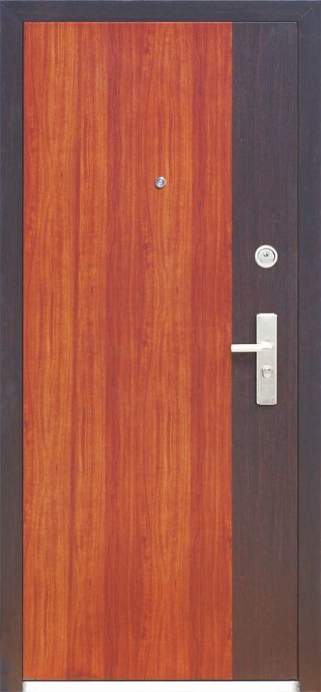 входные двери сталь дерево